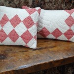 Reclaimed Quilt Pillows