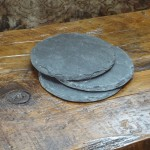Reclaimed Slate Shingle Trivet
