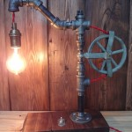 Mechanical Pulley Light