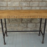 Reclaimed 1880s 2x4 Desk
