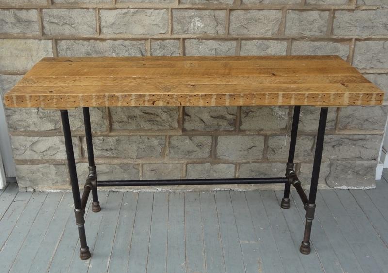 Reclaimed 1880s 2x4 Desk