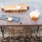 Reclaimed Floorboard Coffee Table