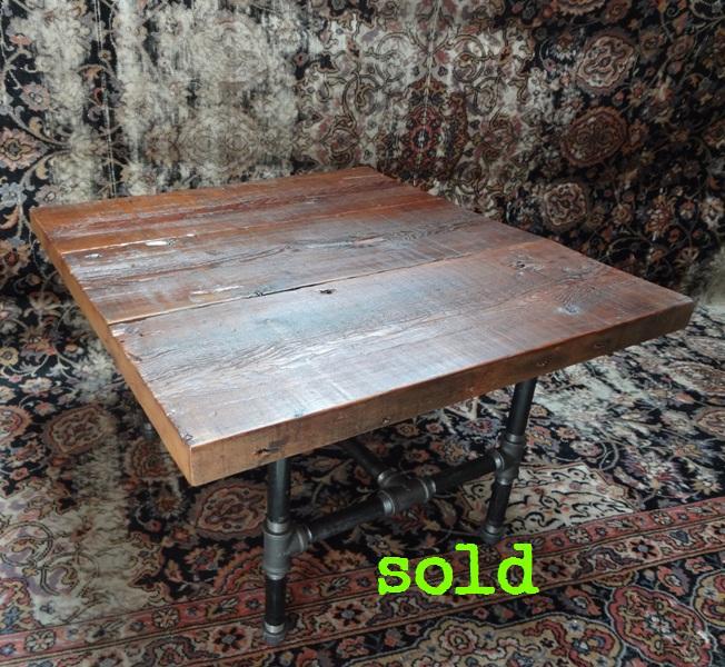 Small Hemlock Coffee Table